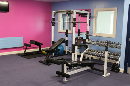 Fully Equipped Fitness Suite